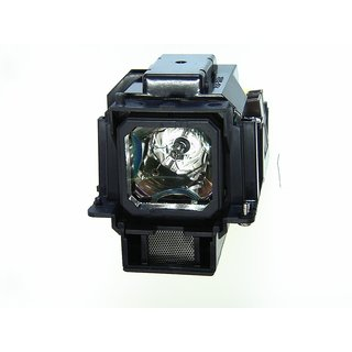Replacement Lamp for NEC VT676E with housing