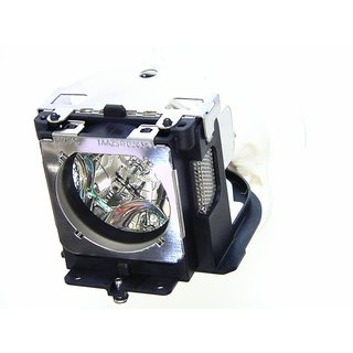Replacement Lamp for SANYO PLC-XU101K with housing