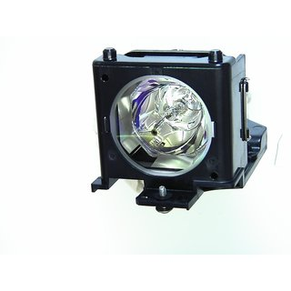 Replacement Lamp for HITACHI CP-RX60 with housing