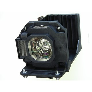 Replacement Lamp for PANASONIC PT-LW80 with housing