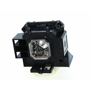 Replacement Lamp for NEC NP610 with housing