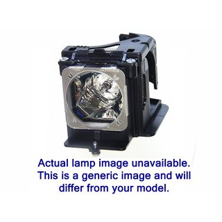 Replacement Lamp for SANYO PLC-XP21E with housing