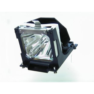 Replacement Lamp for SANYO PLC-XU31 with housing