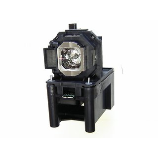 Replacement Lamp for PANASONIC PT-FW300NT with housing