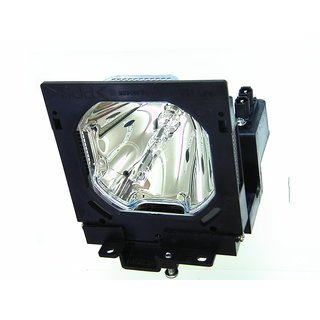 Replacement Lamp for SANYO PLC-XF31 with housing