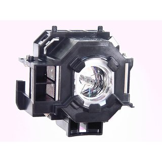 Replacement Lamp for EPSON PowerLite W6 with housing