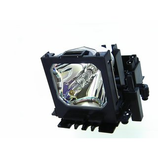 Replacement Lamp for HUSTEM MVP-P40 with housing