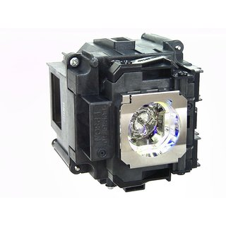 Replacement Lamp for EPSON PowerLite Pro G6750WU with housing