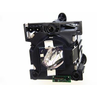 Replacement Lamp for PROJECTIONDESIGN F3+ XGA with housing